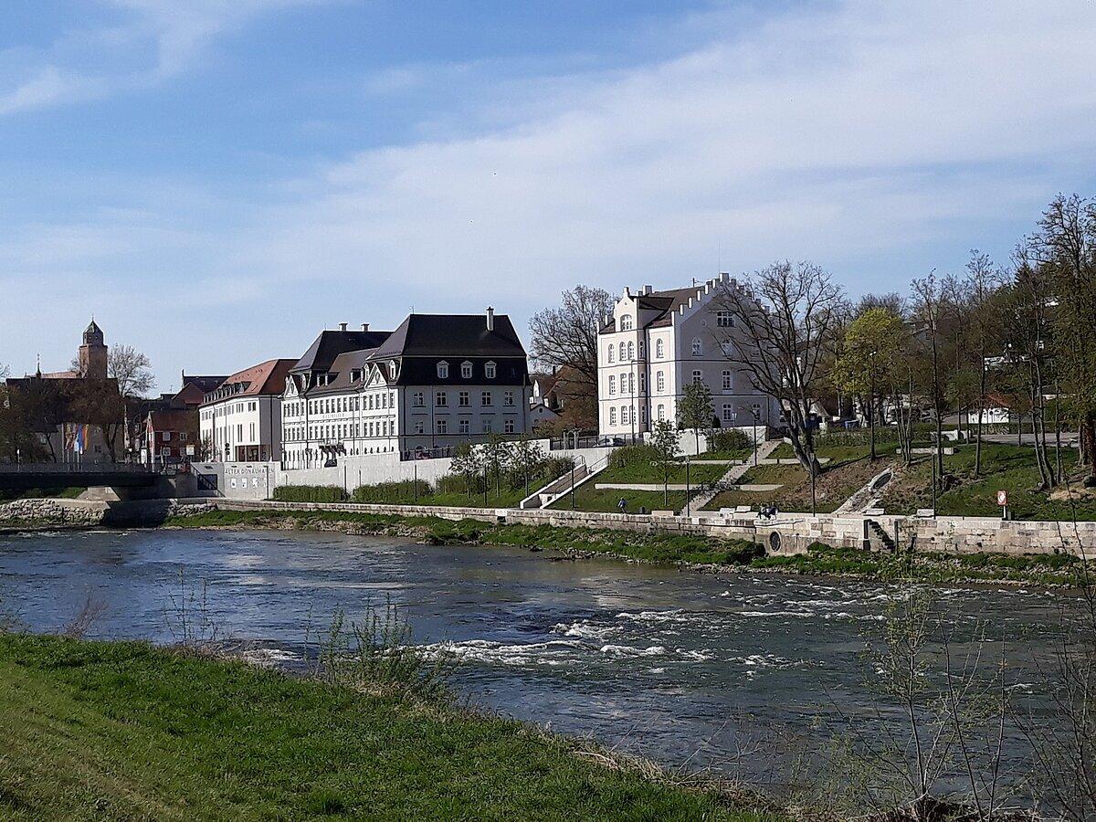 Alter Donauhafen - Wörnitzradweg
